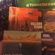 Officially Licensed Star Trek Postcard Set (Of 4)