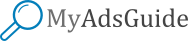MyAdsGuide.com – service ads, items for sale, housing and job offers.
